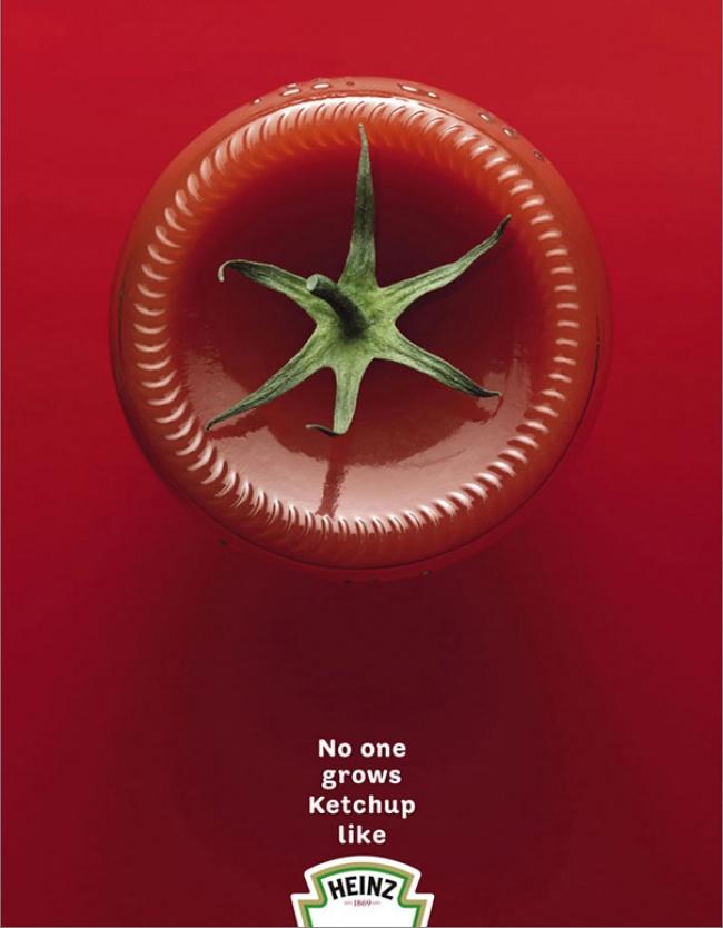 Никто невыращивает кетчуп так, как Heinz.