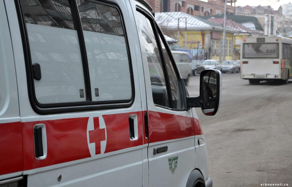ВКрасноярском крае двое детей заболели свиным гриппом