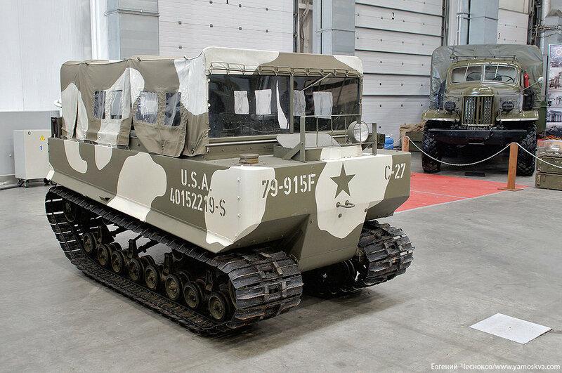 55. Моторы войны. США.Studebaker M29С. 18.03.16.01..jpg