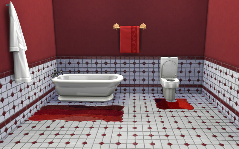 Bathroom Rugs by ihelen