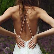 женская спина волосатая фото