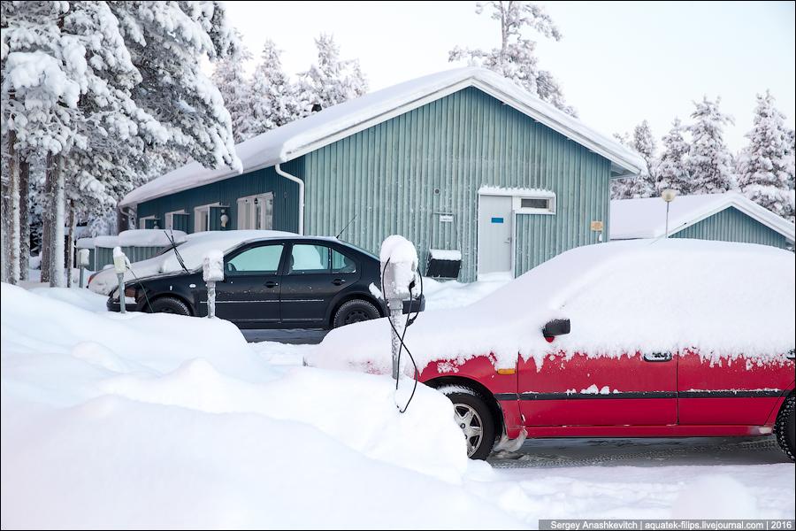 Лапландская деревня / Lapland Village