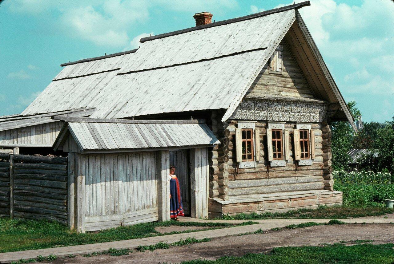 Суздаль. Музей деревянного зодчества