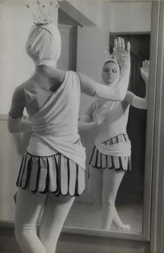 1946. Балерина