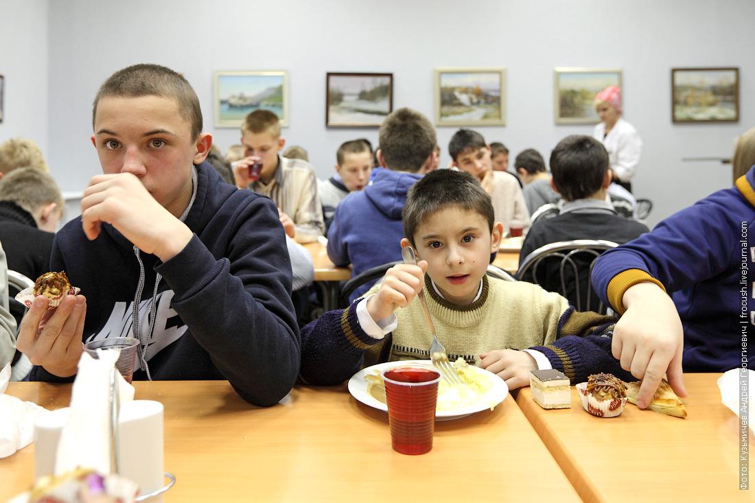 дети-сироты фото