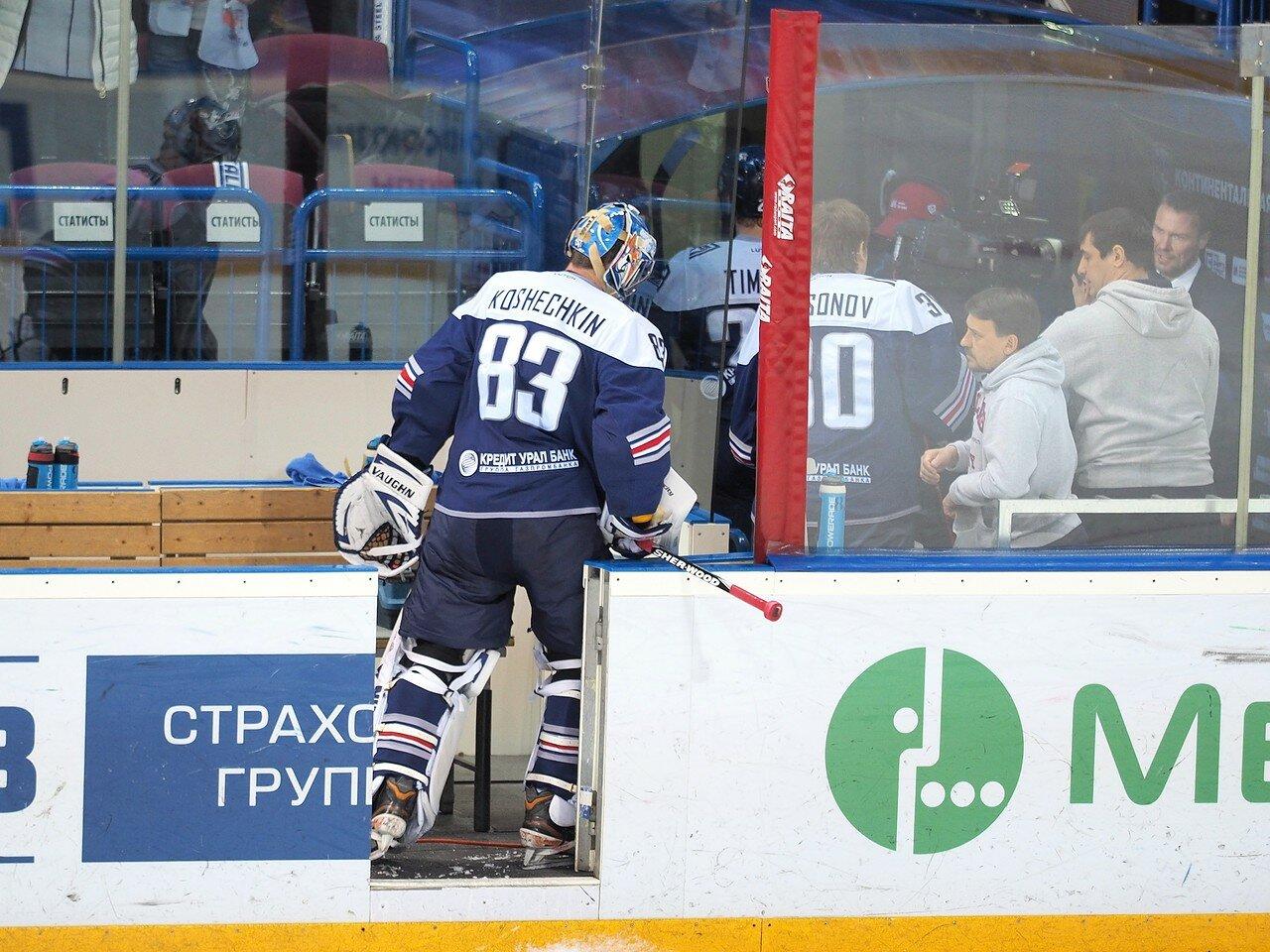 140Восток 1/2 плей-офф Металлург - Сибирь 08.03.2016