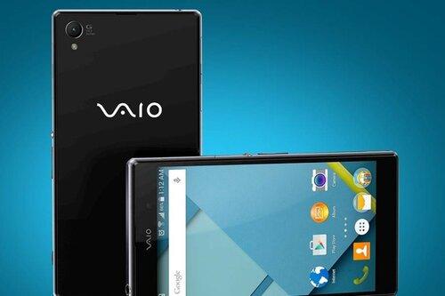 VAIO провела презентацию Phone Biz на Windows 10