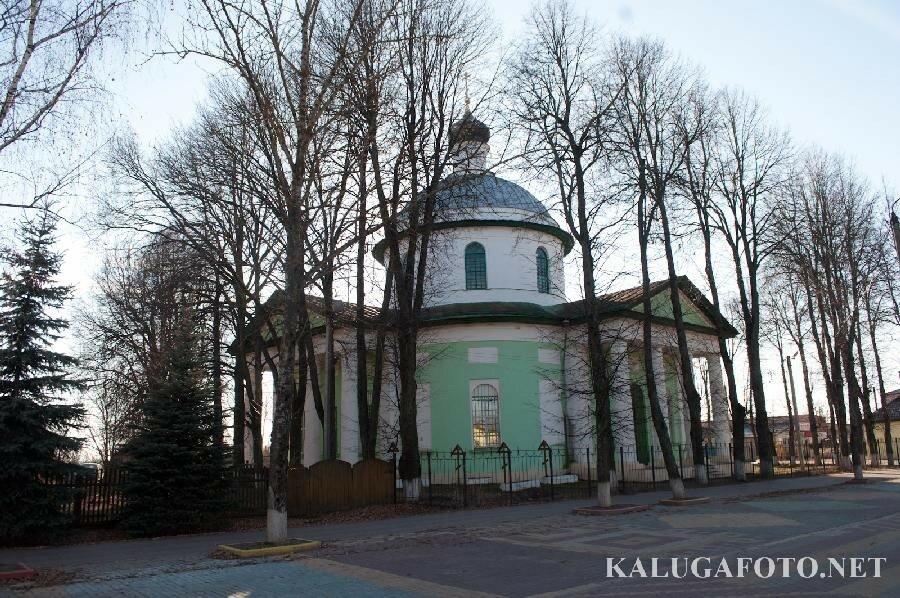 Спас-Деменск Церковь Спаса Преображения 1818.jpg