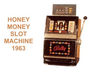 Первый электрический игровой автомат