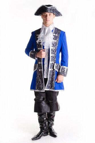 Мужской карнавальный костюм Адмирал