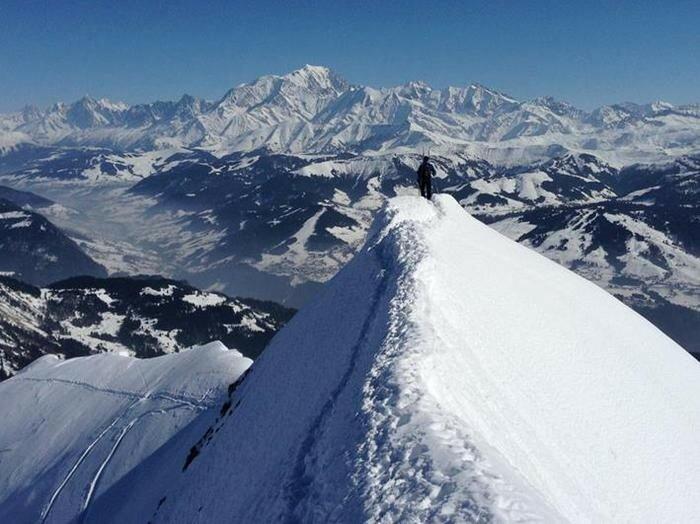 Прекрасные европейские горы Альпы в снегу 0 221f5a f9a227e0 XL