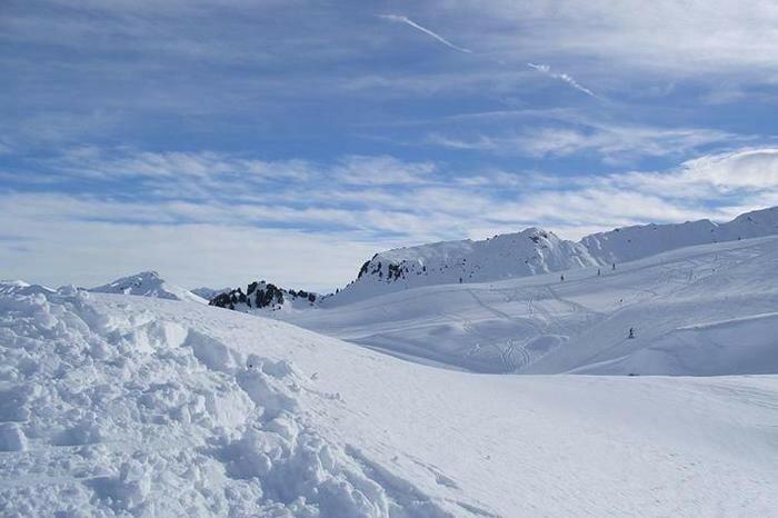 Прекрасные европейские горы Альпы в снегу 0 221f65 e6d75fff XL