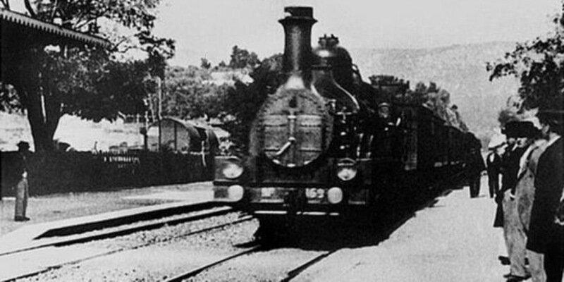 Самый страшный киносеанс в истории: «Прибытие поезда на вокзал Ла Сьота»