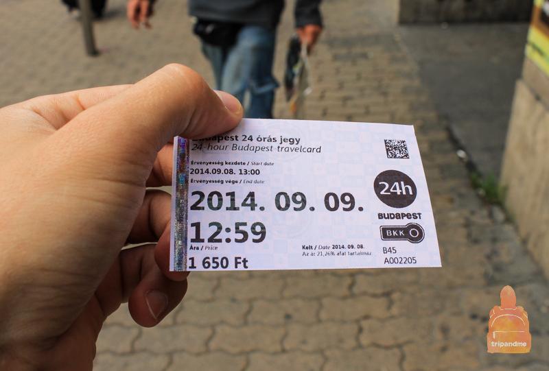 Проездные билеты в Будапеште