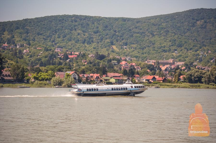 Кораблик - самый дорогой способ добраться до Вишеграда