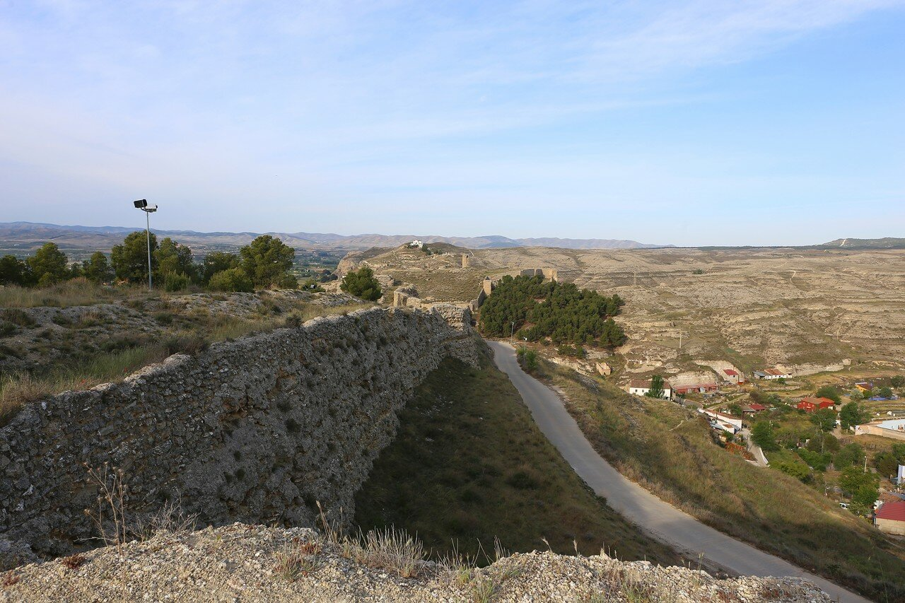 Калатаюд. Главная крепость (Castillo mayor)