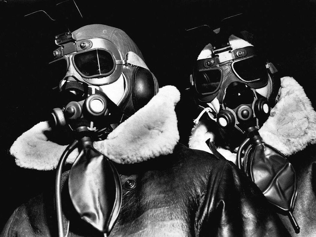 8Th Air Force Bomber Command - Angleterre - 1942. Photos Margaret Bourke-White - LIFE Collections
