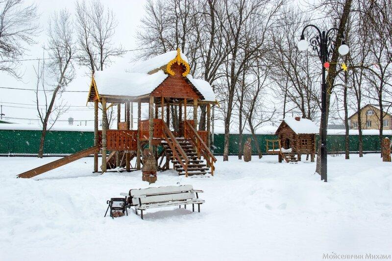 Парк в Судогде