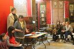 Обучающие семинары для юных экскурсоводов 6-8 классов, входящих в состав актива школьного музея образовательных учреждений Великого Новгорода