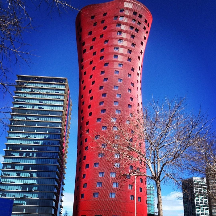 Красивая архитектура Барселоны Instagram фото 11