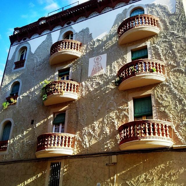 Красивая архитектура Барселоны Instagram фото 20