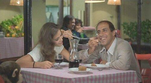 Мастер-класс мужского юмора и общения с женщинами от Адриано Челентано