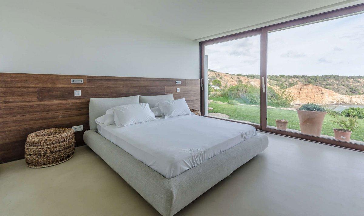 Villa Majesty, вилла на Средиземном море, вилла на Ибице фото, особняки Ибицы, дом на берегу моря, дом с видом на Средиземное море