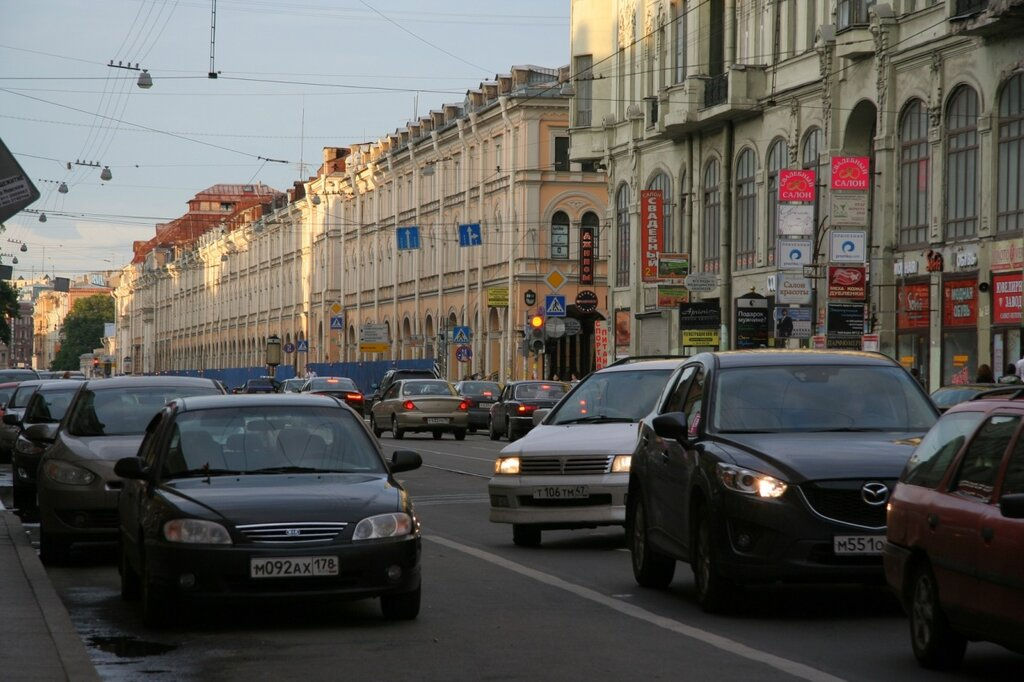 Гороховая улица, Санкт-Петербург