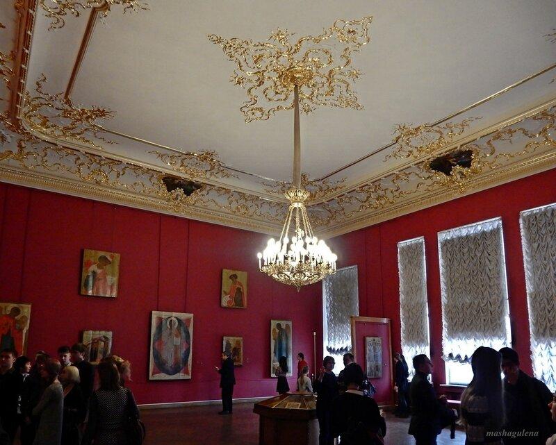 Гостиная великой княгини Елены Павловны