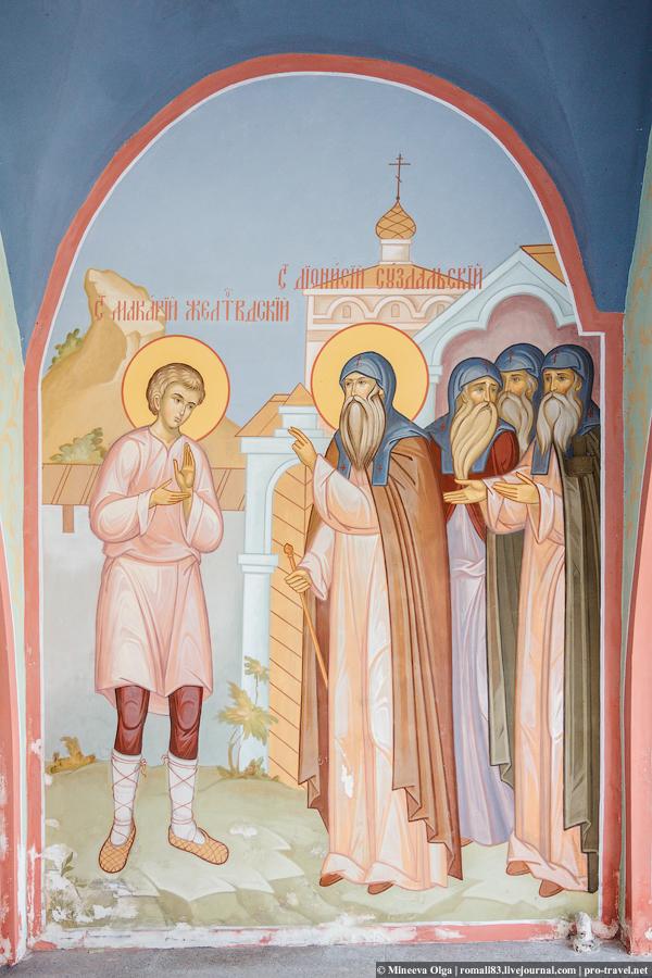 Вознесенский печерский монастырь в Нижнем Новгороде
