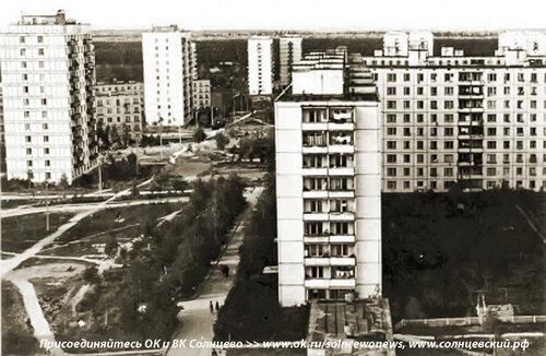 ул. 50 лет Октября, д. 19, корп. 1-2 #Солнцево