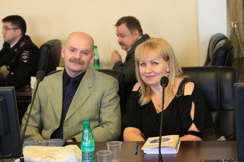 Шадрин Олег Юрьевич и Лифанова Лилия Геннадьевна