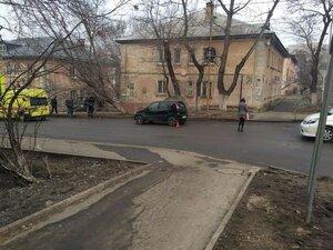 На Столетии женщина за рулем Suzuki Key сбила ребенка