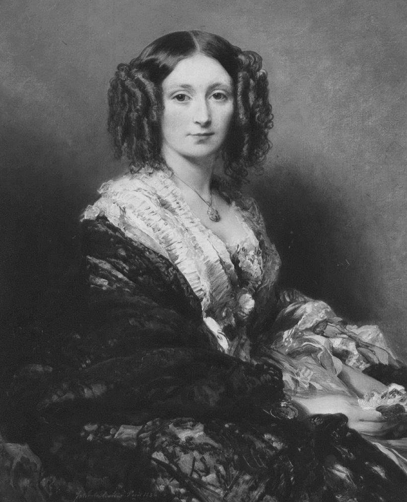 Джейн, маркиза Эли (1821-1890)