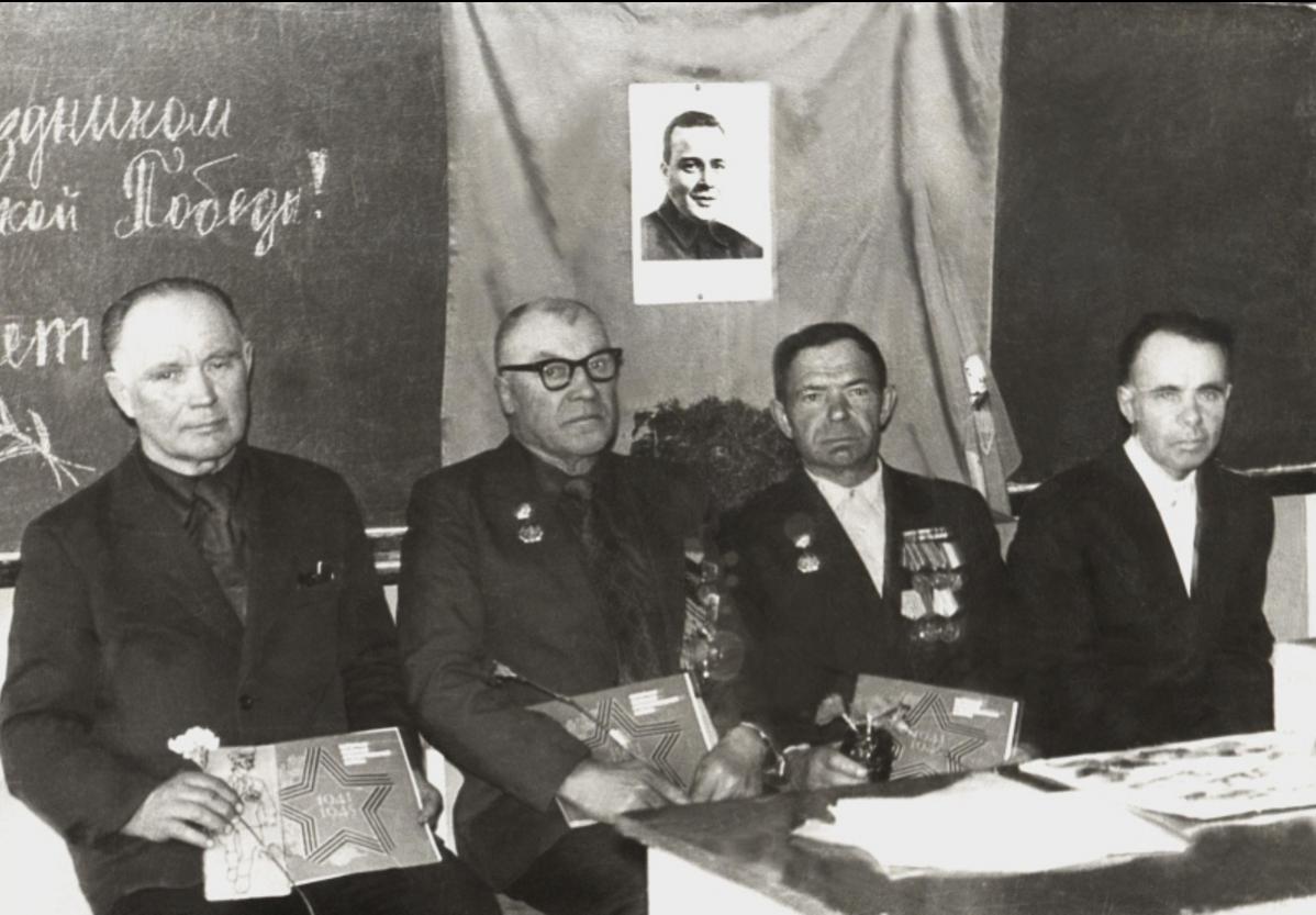 Ветераны приглашены на пионерский сбор. Балахта