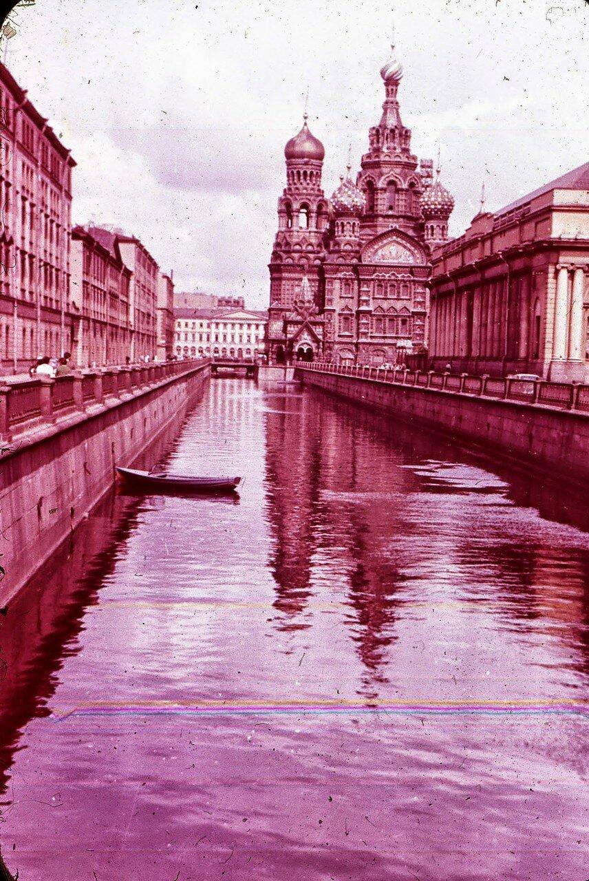 Ленинград. Грибоедовский канал