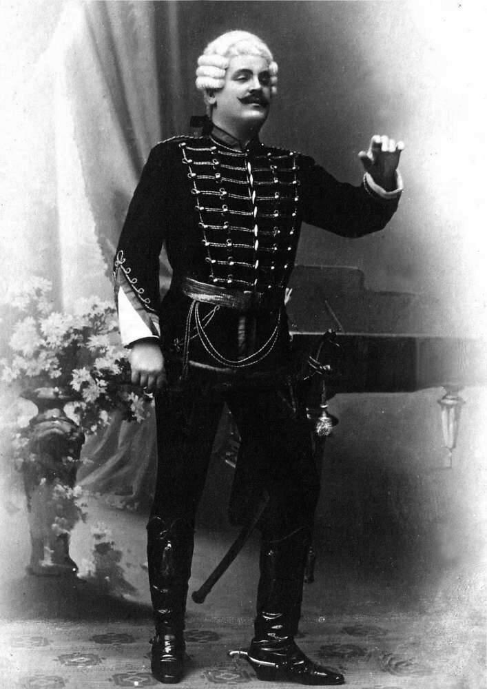 Клементьев Лев Михайлович (12(24) февраля 1868, Санкт-Петербург — 13(26) ноября 1910, Тифлис, ныне Тбилиси) — русский артист оперы (лирико-драматический тенор) и оперетты.