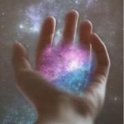 Вселенная в руке