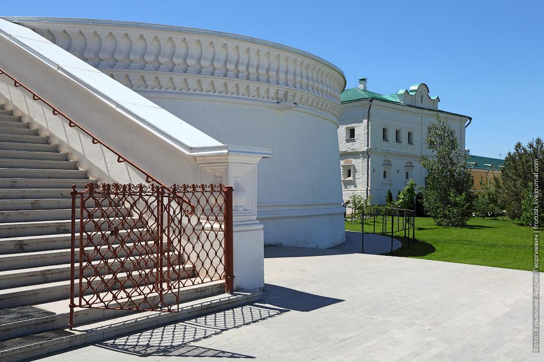 Астраханский кремль лобное место фото