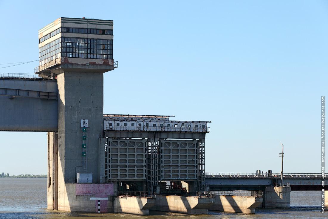фото Астраханский вододелитель