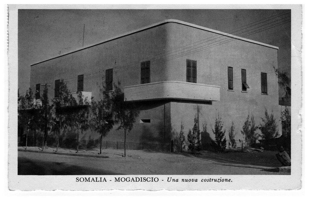 Somalia – Mogadiscio – Una nuova costruzione.jpg