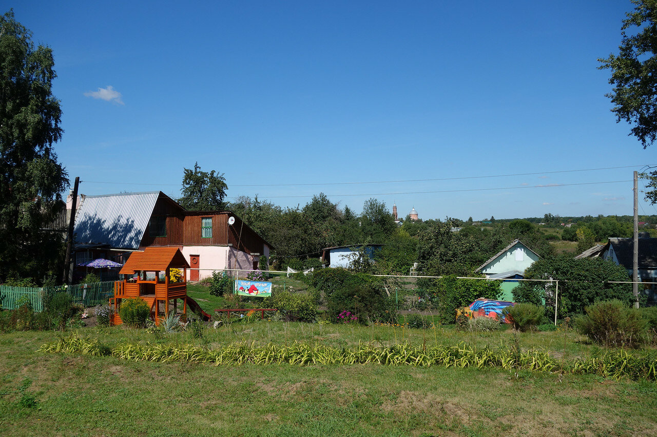 село Виленка. 'Злые птички'