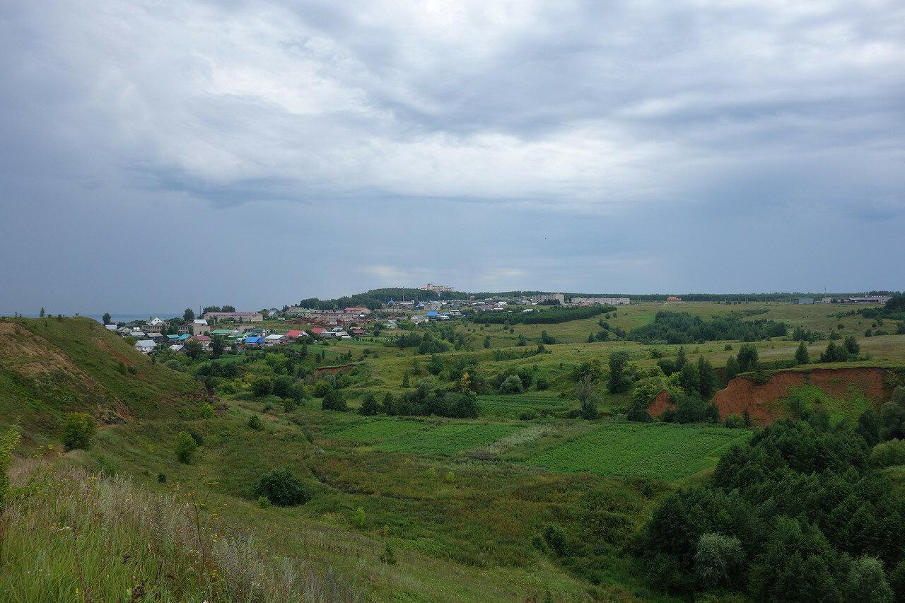 село Ижевка у Камы