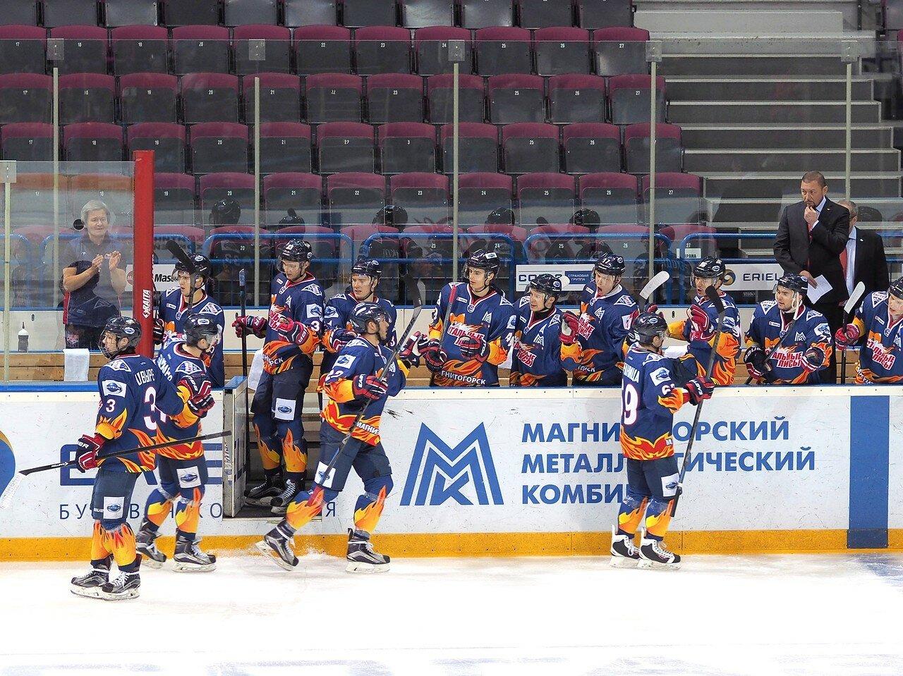3Плей-офф МХЛ 2016 1/4 Стальные Лисы - Сибирские Снайперы 21.03.2016
