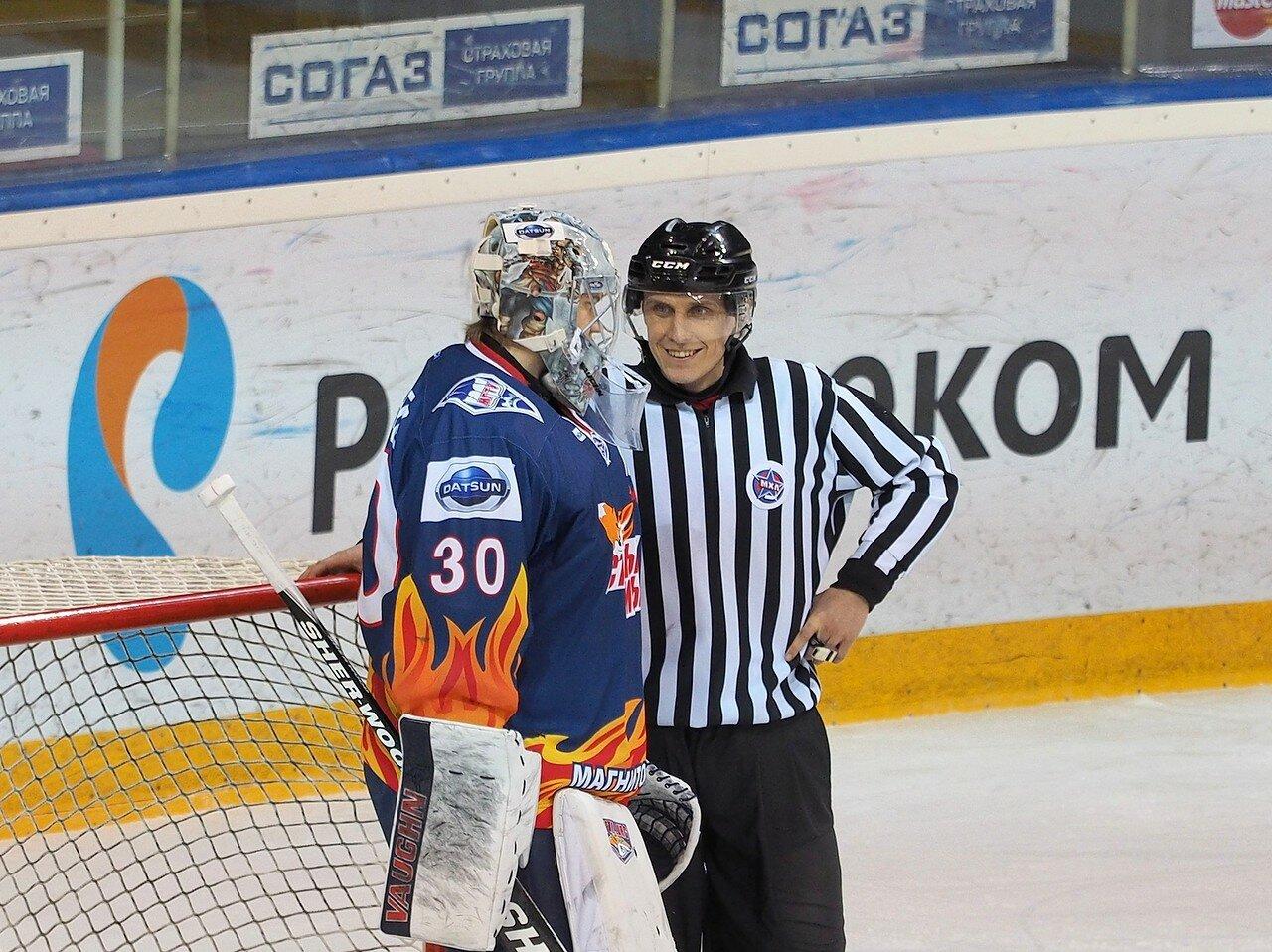 49Плей-офф МХЛ 2016 1/4 Стальные Лисы - Сибирские Снайперы 21.03.2016
