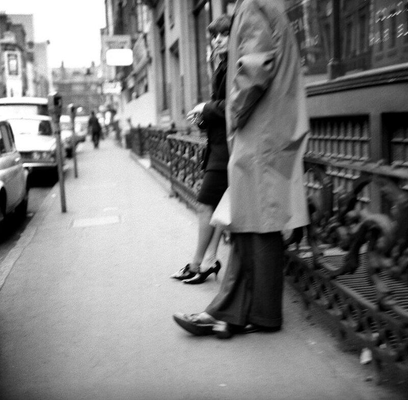 London Scenes - Soho - 1966