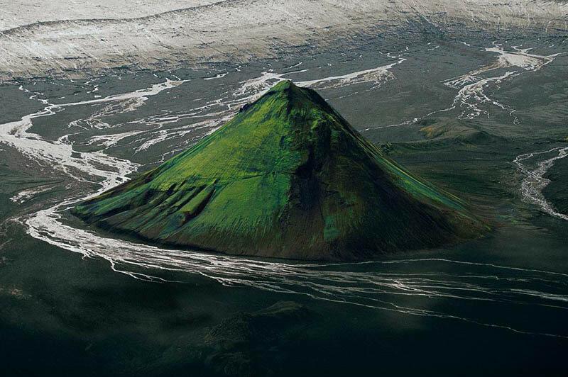Захватывающие виды сверху. Фотографии известных мест с необычного ракурса