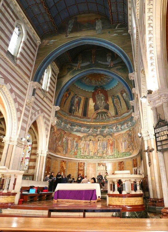 Рим. Церковь Святого Павла внутри городских стен (Chiesa di San Paolo dentro le Mura)