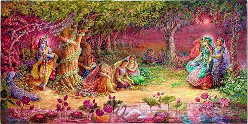 Gopi-Gita Manjari-Dasi