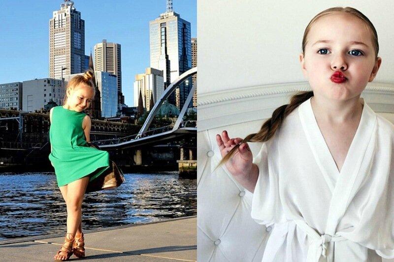 Два папы гея и звезда Instagram. Как австралийцы сделали из дочки модную знаменитость